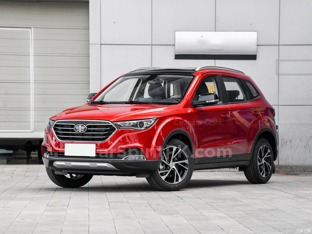 2019 FAW Besturn X40 and EV400 Launched in China 5