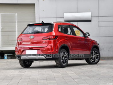 FAW X40 Facelift to be Called as Bestune T33 3