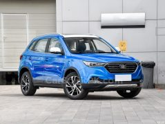 2019 FAW Besturn X40 and EV400 Launched in China 13