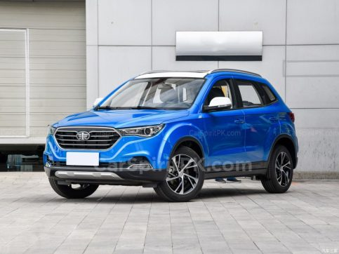 2019 FAW Besturn X40 and EV400 Launched in China 15