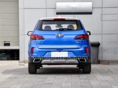 2019 FAW Besturn X40 and EV400 Launched in China 17