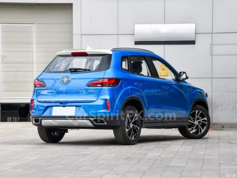 2019 FAW Besturn X40 and EV400 Launched in China 19