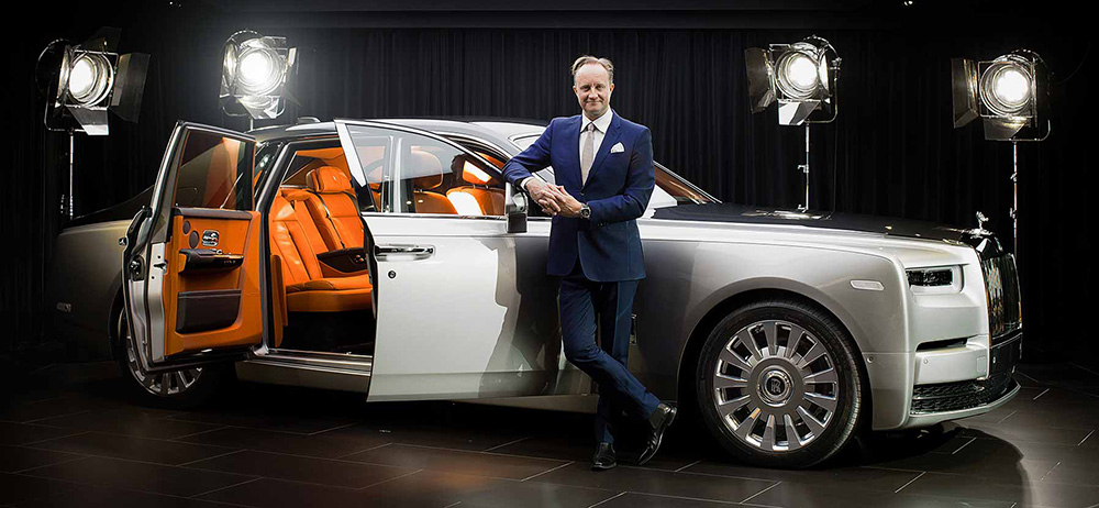 Former Rolls Royce Design Director Joins FAW as Global Vice President of Design 10