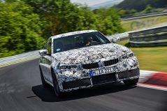 2019 BMW 3 Series G20 Teased Ahead of Debut 4