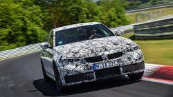 2019 BMW 3 Series G20 Teased Ahead of Debut 8