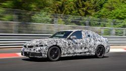 2019 BMW 3 Series G20 Teased Ahead of Debut 9