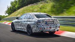 2019 BMW 3 Series G20 Teased Ahead of Debut 10