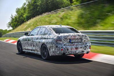 2019 BMW 3 Series G20 Teased Ahead of Debut 5