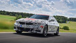 2019 BMW 3 Series G20 Teased Ahead of Debut 11