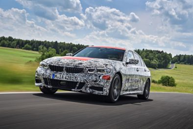 2019 BMW 3 Series G20 Teased Ahead of Debut 6