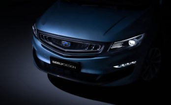 Geely VF11 MPV Named as JiaJi in China 1