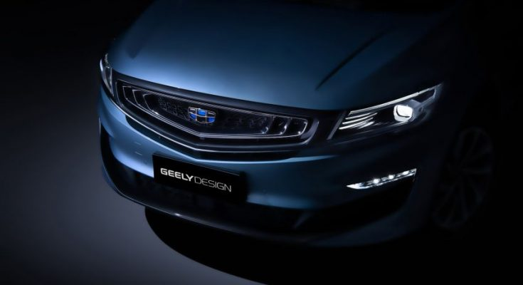 Geely VF11 MPV Named as JiaJi in China 2