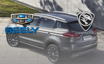 Geely To License 3 Models To Proton 16