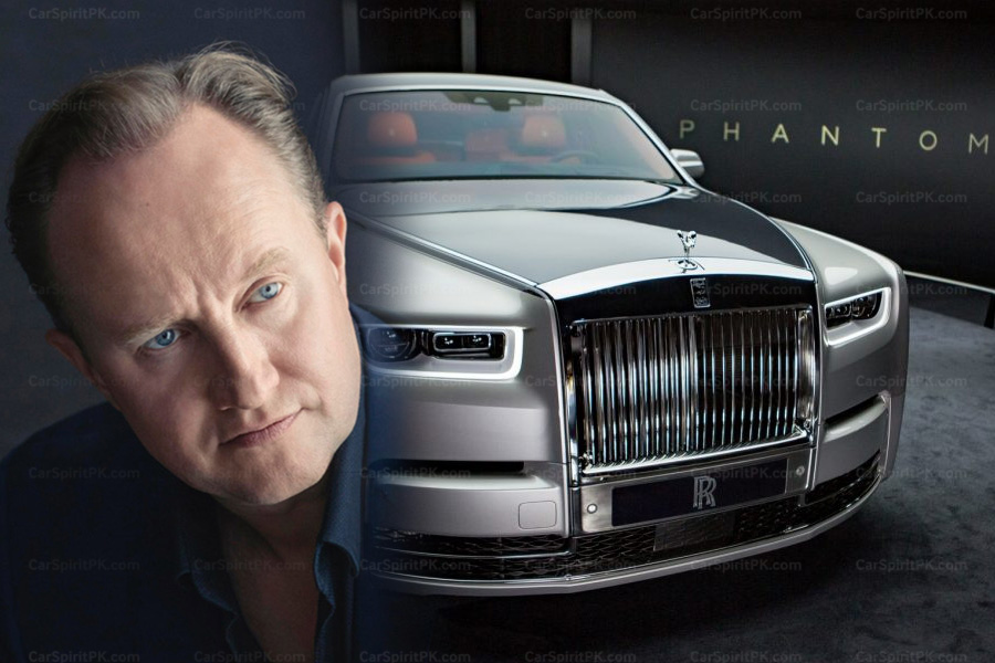 Former Rolls Royce Design Director Joins FAW as Global Vice President of Design 5