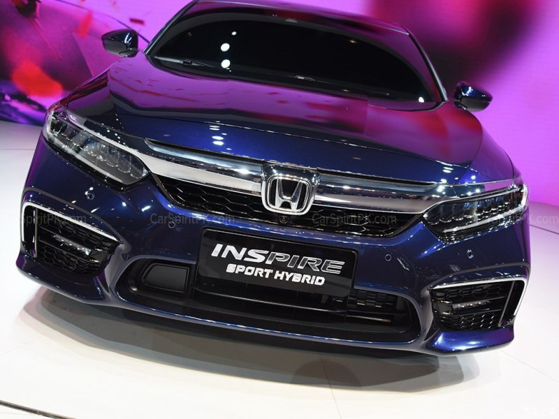 Honda Inspire at 2018 Chengdu Auto Show 4