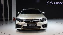 Honda Inspire at 2018 Chengdu Auto Show 16