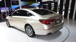 Honda Inspire at 2018 Chengdu Auto Show 18