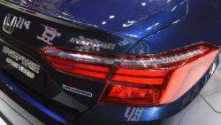 Honda Inspire at 2018 Chengdu Auto Show 12