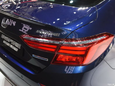 Honda Inspire at 2018 Chengdu Auto Show 7