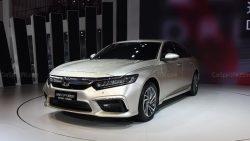 Honda Inspire at 2018 Chengdu Auto Show 17