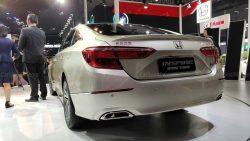 Honda Inspire at 2018 Chengdu Auto Show 19