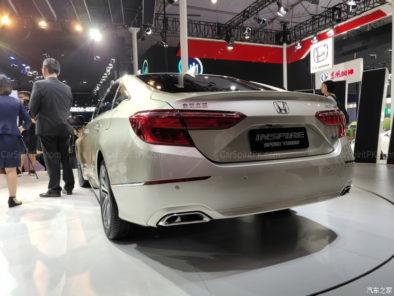 Honda Inspire at 2018 Chengdu Auto Show 14