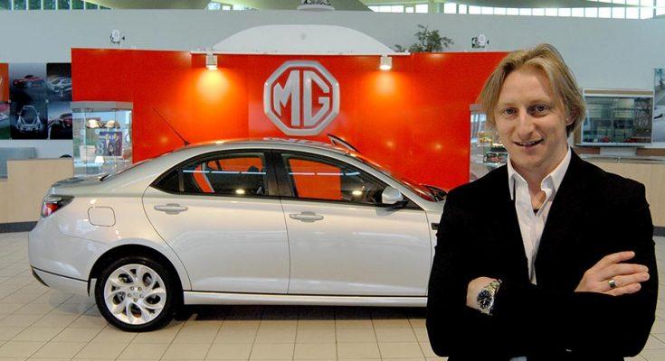 Zotye Hires MG Design Chief 1