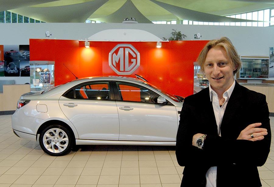 Zotye Hires MG Design Chief 2