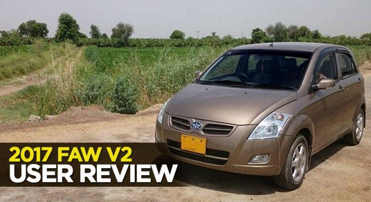 User Review: FAW V2 of Manzoor Ali Mashori 1