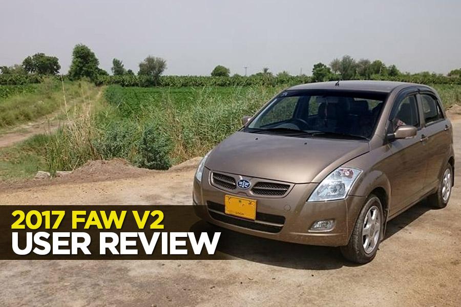 User Review: FAW V2 of Manzoor Ali Mashori 2
