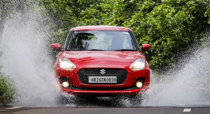 Suzuki Swift Crosses 2 Million Sales Milestone in India 1