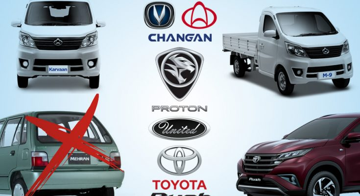 Major Development in Pakistan's Automobile Market 1