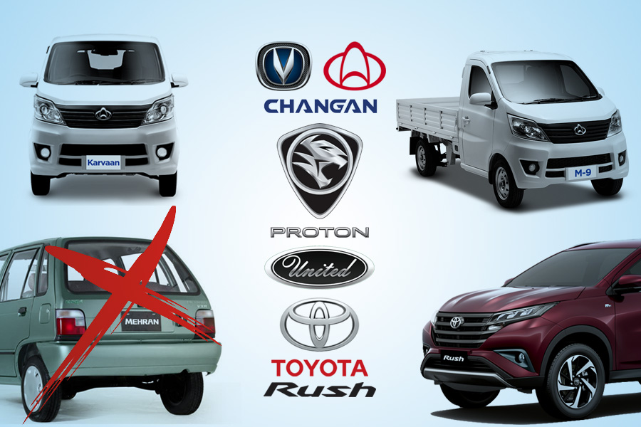 Major Development in Pakistan's Automobile Market 9