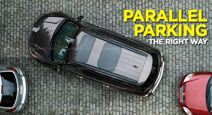 Guide: The Right Way to Parallel Park 1