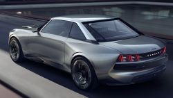 Peugeot Unveils the E-Legend- A Retro Styled Electric Vehicle 28