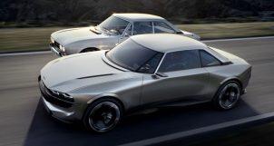 Peugeot Unveils the E-Legend- A Retro Styled Electric Vehicle 32