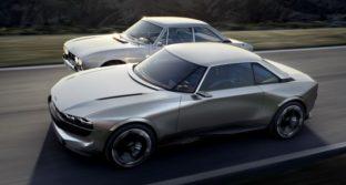 Peugeot Unveils the E-Legend- A Retro Styled Electric Vehicle 3