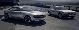 Peugeot Unveils the E-Legend- A Retro Styled Electric Vehicle 31