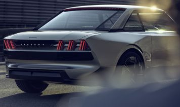 Peugeot Unveils the E-Legend- A Retro Styled Electric Vehicle 25