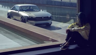 Peugeot Unveils the E-Legend- A Retro Styled Electric Vehicle 21