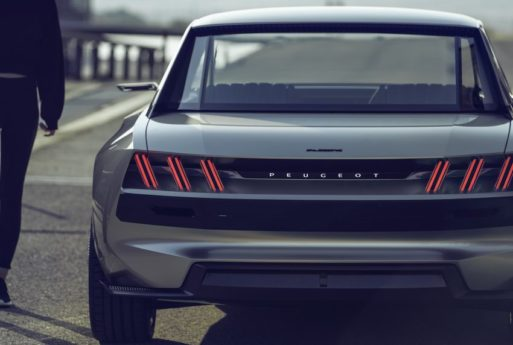 Peugeot Unveils the E-Legend- A Retro Styled Electric Vehicle 45