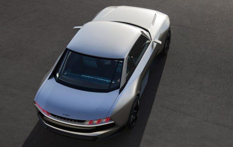 Peugeot Unveils the E-Legend- A Retro Styled Electric Vehicle 40