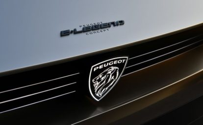 Peugeot Unveils the E-Legend- A Retro Styled Electric Vehicle 38