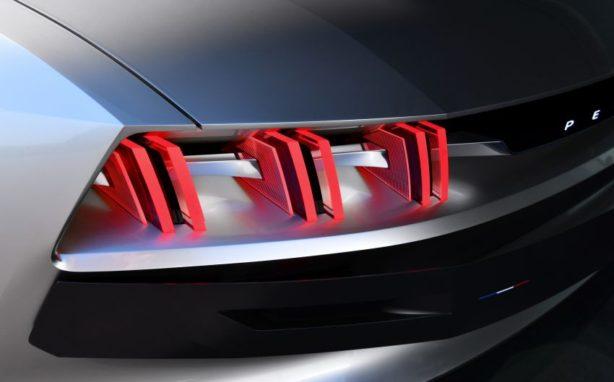 Peugeot Unveils the E-Legend- A Retro Styled Electric Vehicle 10
