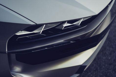 Peugeot Unveils the E-Legend- A Retro Styled Electric Vehicle 36
