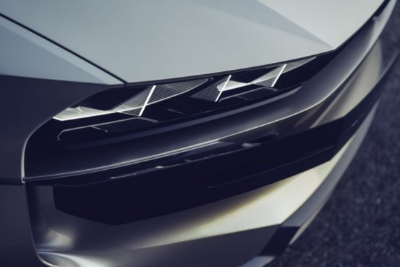Peugeot Unveils the E-Legend- A Retro Styled Electric Vehicle 9