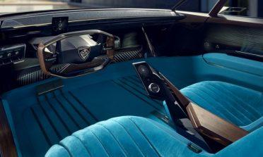Peugeot Unveils the E-Legend- A Retro Styled Electric Vehicle 34