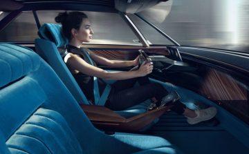 Peugeot Unveils the E-Legend- A Retro Styled Electric Vehicle 63