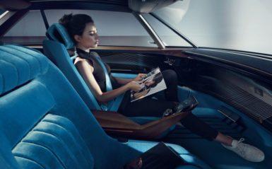 Peugeot Unveils the E-Legend- A Retro Styled Electric Vehicle 13