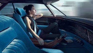 Peugeot Unveils the E-Legend- A Retro Styled Electric Vehicle 61